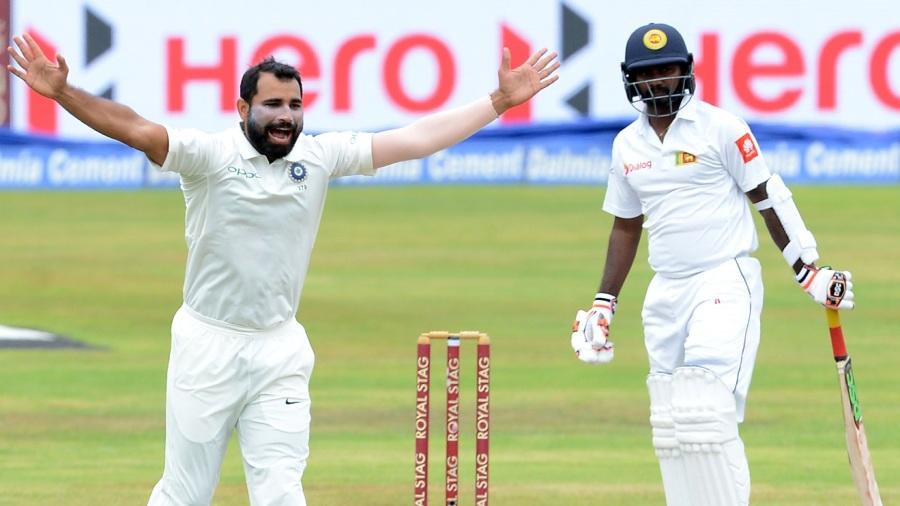 Sri Lanka vs India 2017: I Rate Shami Among the Top Three Pacers in the World - Virat Kohli 1