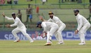 Another Indian appeal for caught behind, Sri Lanka v India, 3rd Test, 3rd day, Pallekele, August 14, 2017