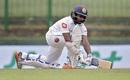 Niroshan Dickwella unfurled a variety of sweeps, Sri Lanka v India, 3rd Test, 3rd day, Pallekele, August 14, 2017