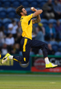 Reece Topley bowls for Hampshire, Glamorgan v Hampshire, NatWest T20 Blast, South Group, Cardiff, July 8, 2017