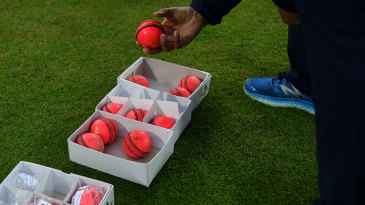 Which pink ball would you like?