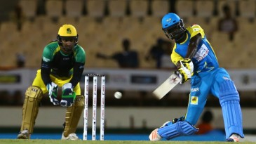 Andre Fletcher struck seven fours and four sixes in his unbeaten 84