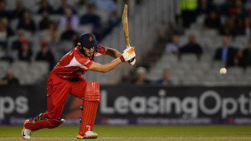 Jos Buttler guided the chase with an unbeaten fifty