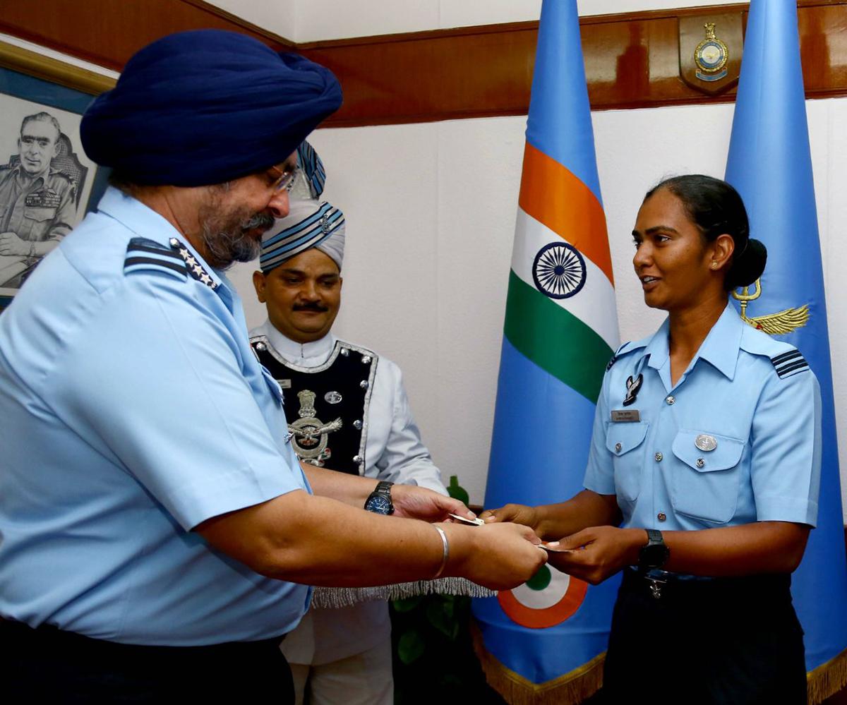 The first time Pandey met Tendulkar was at an IAF event