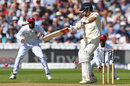 Joe Root was quick onto anything loose, England v West Indies, 1st Investec Test, Edgbaston, 1st day, August 17, 2017