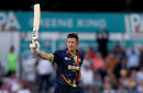 Joe Denly stuck 127 off 66 balls in a record opening stand, Essex v Kent, NatWest T20 Blast, South Group, Chelmsford, August 17, 2017