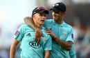 Sam Curran claimed a four-wicket haul, Surrey v Gloucestershire, NatWest T20 Blast, South Group, The Oval, August 17, 2017
