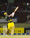 Glenn Phillips' half-century shored up Tallawahs' total, Jamaica Tallawahs v Amazon Guyana Warriors, CPL 2017, Providence, August 17, 2017