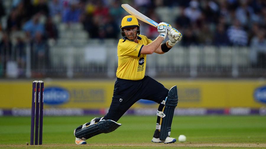 Ian Bell bats for Birmingham