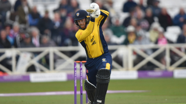 Graham Clark makes an impact for Durham