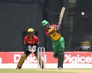 Jason Mohammed hit a run-a-ball fifty, Guyana Amazon Warriors v Trinbago Knight Riders, CPL 2017, Providence, August 19, 2017