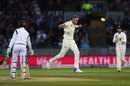 Stuart Broad bowled Shane Dowrich to move second on England's all-time list, England v West Indies, 1st Investec Test, Edgbaston, 3rd day, August 19, 2017