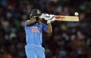 Shikhar Dhawan took on the short balls, Sri Lanka v India, 1st ODI, Dambulla, August 20, 2017