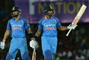 Virat Kohli and Shikhar Dhawan punished Sri Lanka's attack, 1st ODI, Dambulla, August 20, 2017