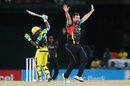 Ben Hilfenhaus made his debut for the Patriots, St Kitts & Nevis Patriots v Jamaica Tallawahs, CPL 2017, Basseterre, August 21, 2017