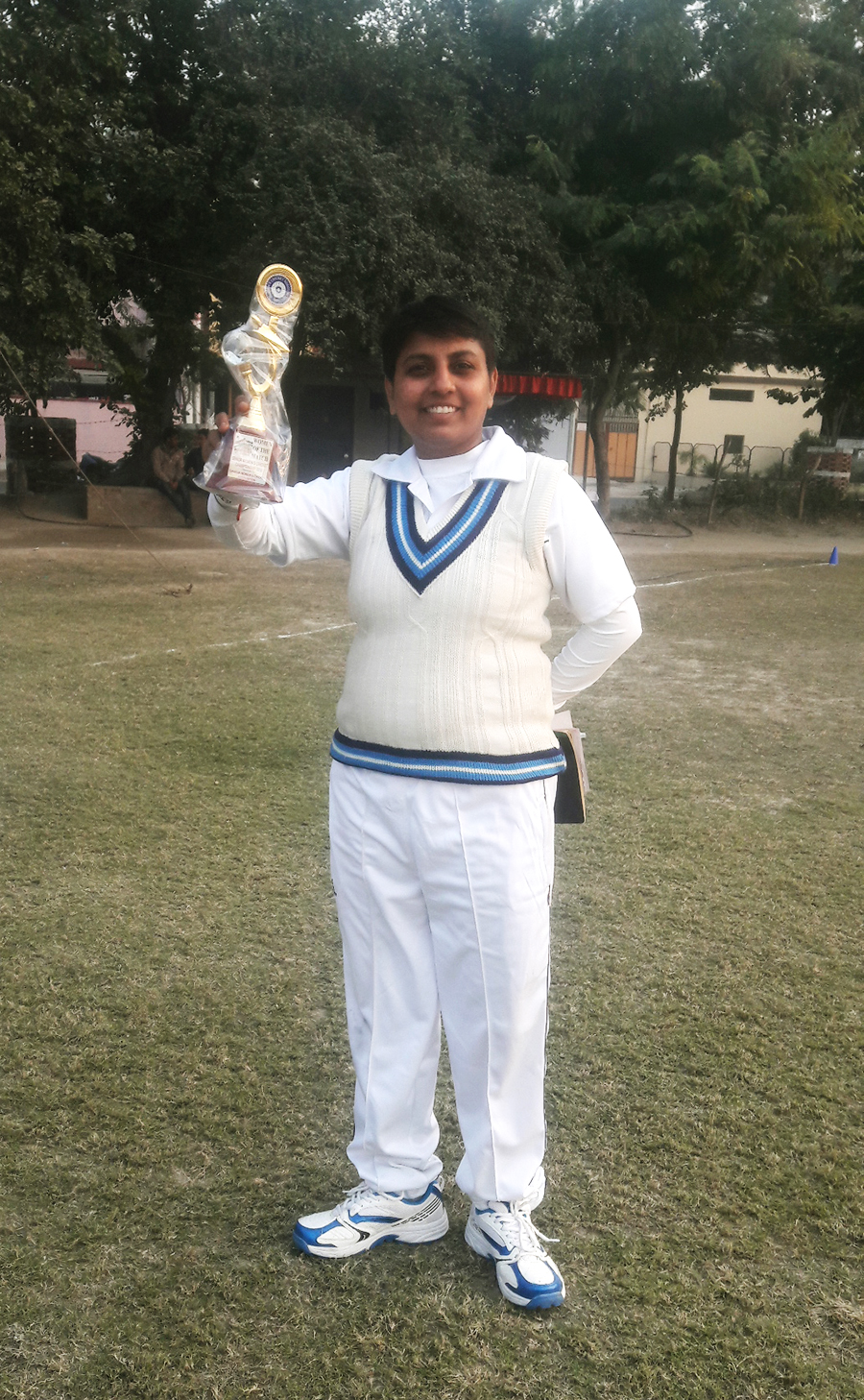 Darshini Rami decided to return to WCAI after feeling dissatisfied with the BCCI's efforts to grow the game