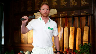Paul Collingwood is tempted by the chance to play for a World XI in Pakistan
