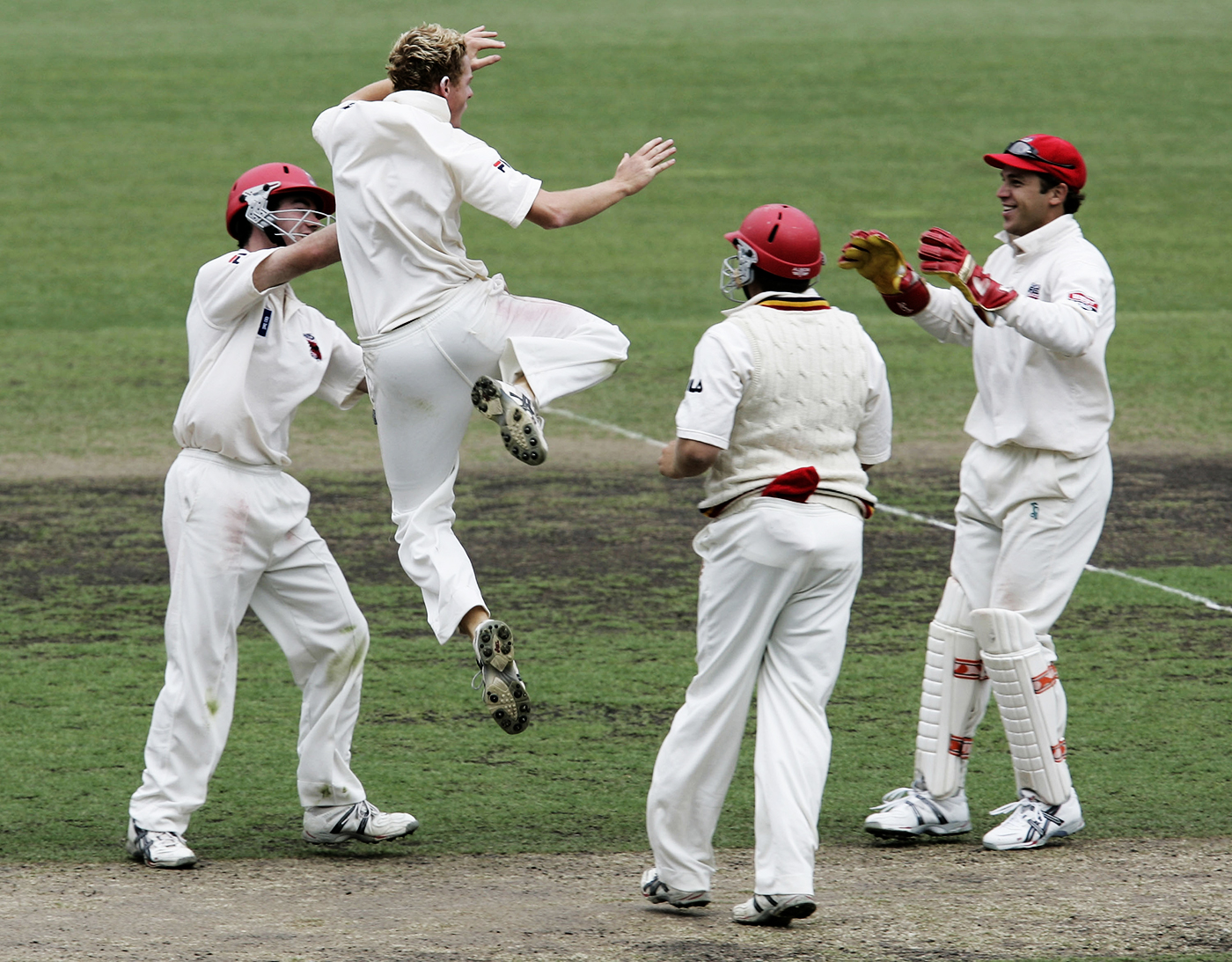 In his first Shield season, Cullen was South Australia's second-highest wicket-taker with 43