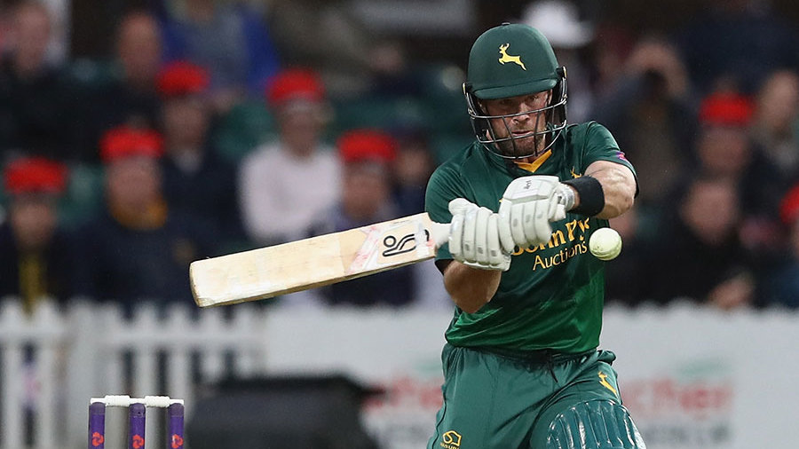 Dan Christian's contributions with bat and ball have been key for Notts