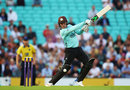 Jason Roy hit 74 off 38 balls, Surrey v Birmingham, NatWest T20 Blast, Quarter-final, Kia Oval, August 25, 2017