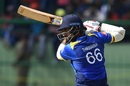 Lahiru Thirimanne came back from a year out of international cricket, Sri Lanka v India, 3rd ODI, Pallekele, August 27, 2017