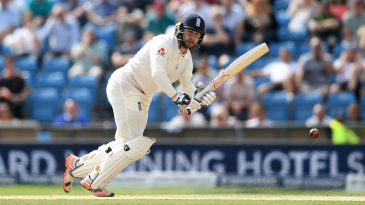 Mark Stoneman started England's second innings with confidence