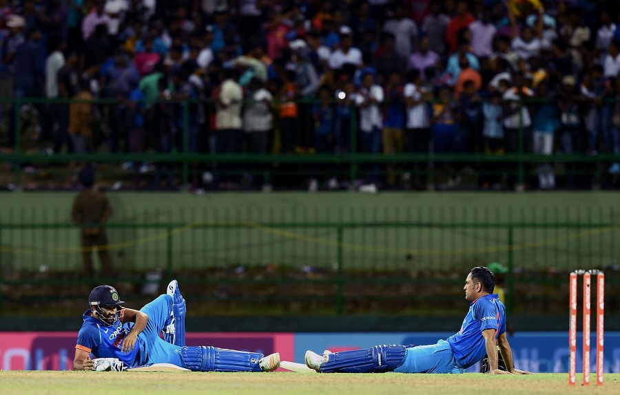 Rohit Sharma Laments MS Dhoni's Absence In T20I Side 1