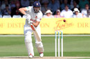 Nick Browne played with commendable grit for Essex, Essex v Somerset, Specsavers County Championship, Division One, Chelmsford, 1st day, August 28, 2017