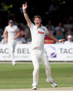 Jamie Porter took four wickets as Essex fought back, Essex v Somerset, Specsavers County Championship, Division One, Chelmsford, 1st day, August 28, 2017