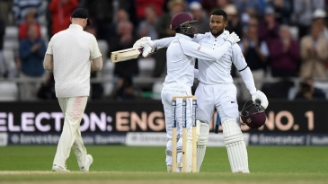 Shai Hope: the real deal
