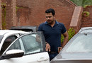 Sharjeel Khan arrives to attend an anti-corruption tribunal meeting in Lahore, August 30, 2017