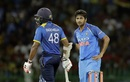 Niroshan Dickwella became Shardul Thakur's maiden ODI victim, Sri Lanka v India, 4th ODI, Colombo, August 31, 2017