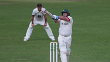 Mark Cosgrove played an unusual one-over cameo