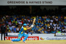Shane Watson drives elegantly, Barbados Tridents v St Lucia Stars, CPL 2017, Bridgetown, August 31, 2017