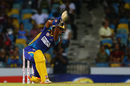 Nicholas Pooran scored 32 when he was promoted to open, Barbados Tridents v St Lucia Stars, CPL 2017, Bridgetown, August 31, 2017