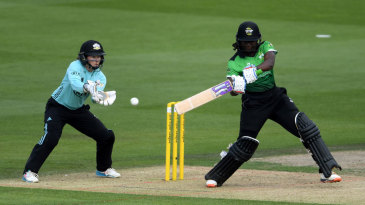 Stafanie Taylor's 37 not out guided the run chase