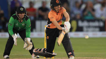 Charlotte Edwards struck some late blows