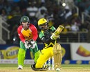 Andre McCarthy struck 44 off 35 balls, Jamaica Tallawahs v Guyana Amazon Warriors, CPL 2017, Kingston, September 1, 2017