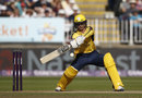 Calvin Dickinson struck 27 off 21, Hampshire v Nottinghamshire, NatWest T20 Blast, 2nd semi-final, Edgbaston, September 2, 2017