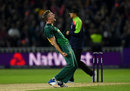 Jake Ball helped close out the title, Birmingham v Nottinghamshire, NatWest Blast final, Edgbaston, September 2, 2017