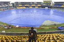 Fans use the rain delay to take a selfie, Sri Lanka v India, 5th ODI, Colombo, September 3, 2017