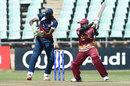 Dharmang Patel's 93 off 79 balls propelled Qatar to a commanding total, Cayman Islands v Qatar, ICC World Cricket League Division 5, Benoni, September 3, 2017