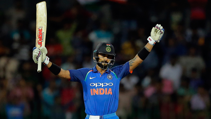Virat Kohli waltzed to his 30th ODI ton