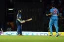 Niroshan Dickwella's scoop over third man didn't quite work, Sri Lanka v India, Only T20I, Colombo, September 6, 2017