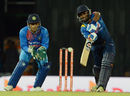 Ashan Priyanjan held the lower order together, Sri Lanka v India, one-off T20I, Colombo, September 6, 2017
