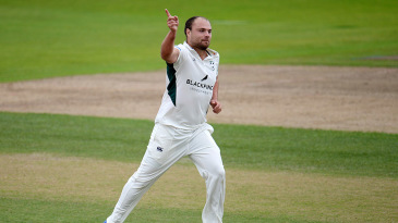 Joe Leach continued a prolific season with five wickets