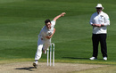 Lukas Carey in action, Glamorgan v Nottinghamshire, Specsavers Championship, Division Two, Cardiff, May 19, 2017