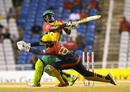 Chadwick Walton provided Warriors with a start with 37, Guyana Amazon Warriors v Trinbago Knight Riders, CPL 2017, 2nd Qualifier, Trinidad, September 7, 2017