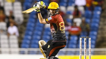Colin Munro steered Knight Riders' chase with a half-century