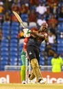 Darren Bravo struck a breezy 43, Guyana Amazon Warriors v Trinbago Knight Riders, CPL 2017, 2nd Qualifier, Trinidad, September 7, 2017